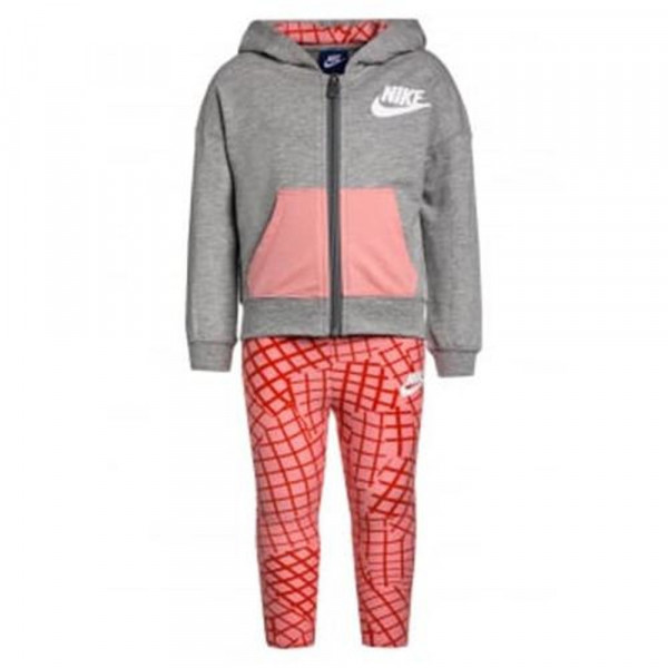 Baby's Tracksuit  923-A4E Nike Grey