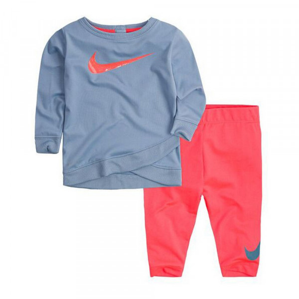 Baby's Tracksuit 669S-A5C  Nike Blue