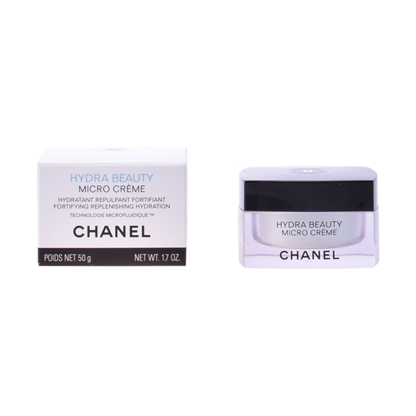 Cream with Small Bubbles of Camellia Hydra Beauty Chanel