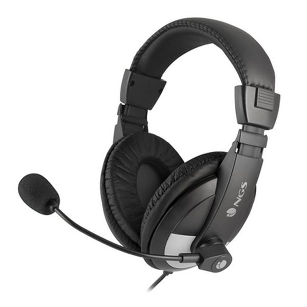 Headphone with Microphone NGS MSX9PRO