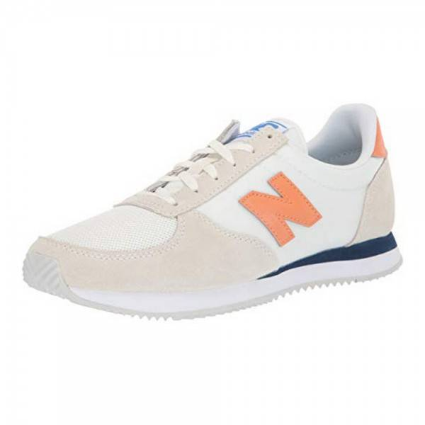 Women's casual trainers WL220 New Balance AB White