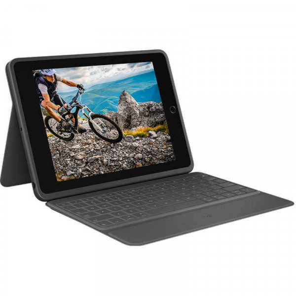 Bluetooth Keyboard with Support for Tablet Logitech 920-009317