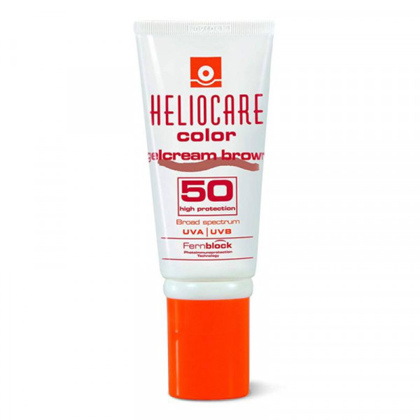 Hydrating Cream with Colour Color Gelcream Heliocare SPF50 (50 Ml)