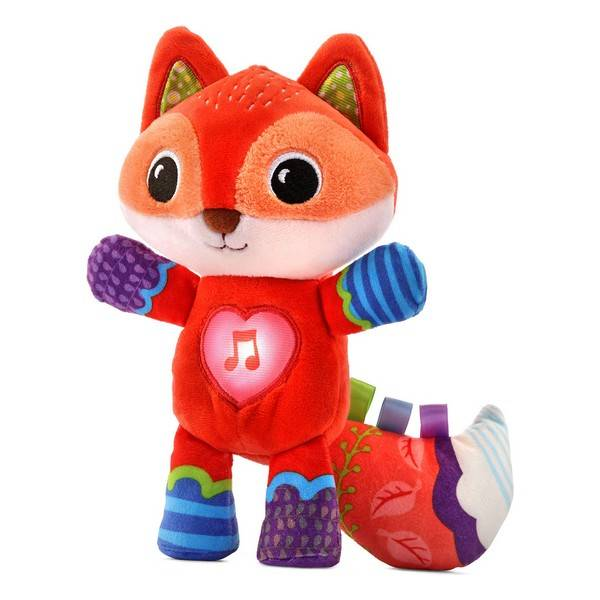 Activity Soft Toy for Babies Vtech Forest Fox (ES)