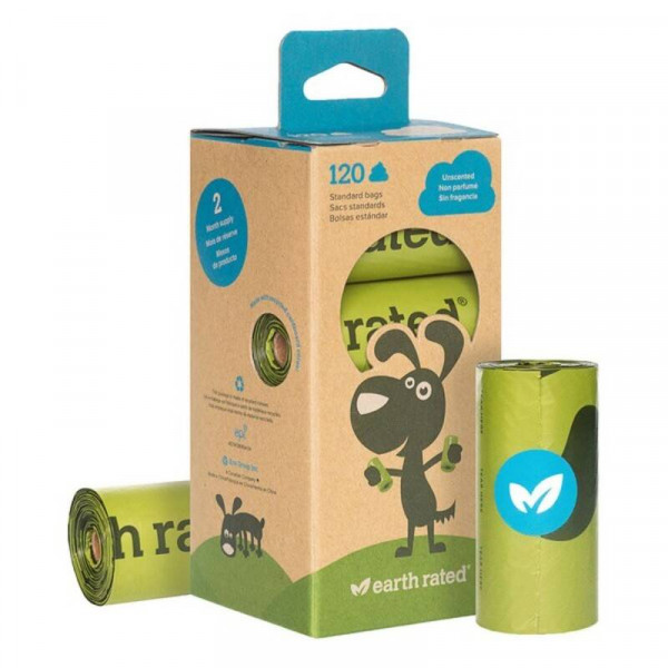 Bags Earth Rated Pets (8 x 15 uds)