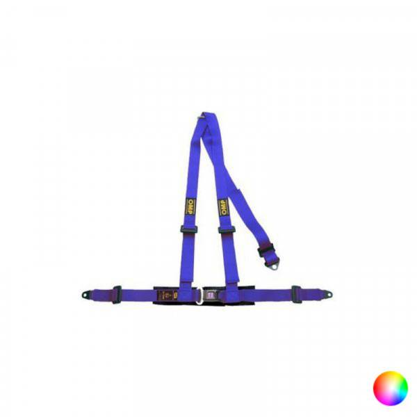 3 Point Attachment Harness OMP Road 3