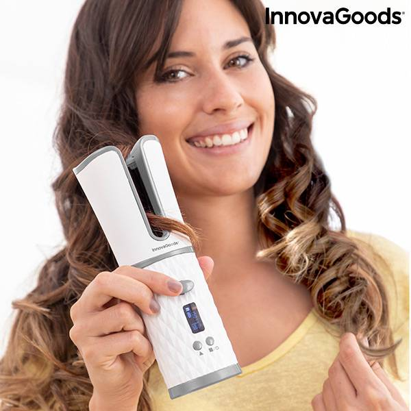 Automatic Wireless Hair Curler Suraily InnovaGoods