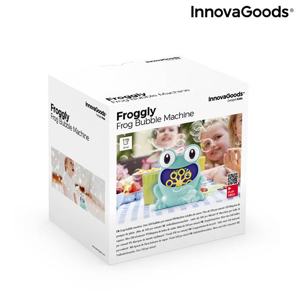 Automatic Soap Pump Machine Froggly InnovaGoods