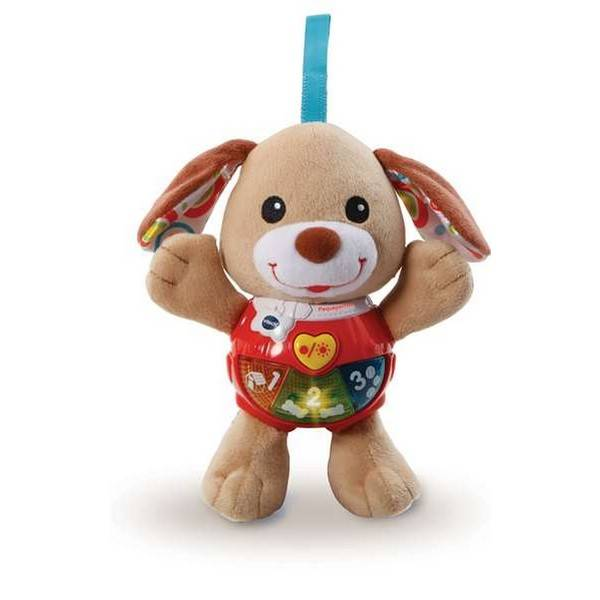 Activity Soft Toy for Babies Vtech Pequeperrito (ES)