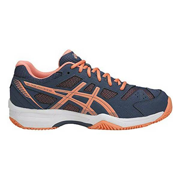 Adult's Padel Trainers Asics Gel Exclusive 4 SG Blue